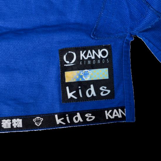 Kano Kids BJJ Gi Blue